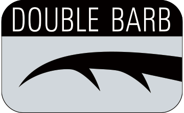 DOUBLE BARB