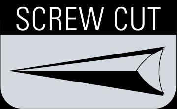 SCREW CUT